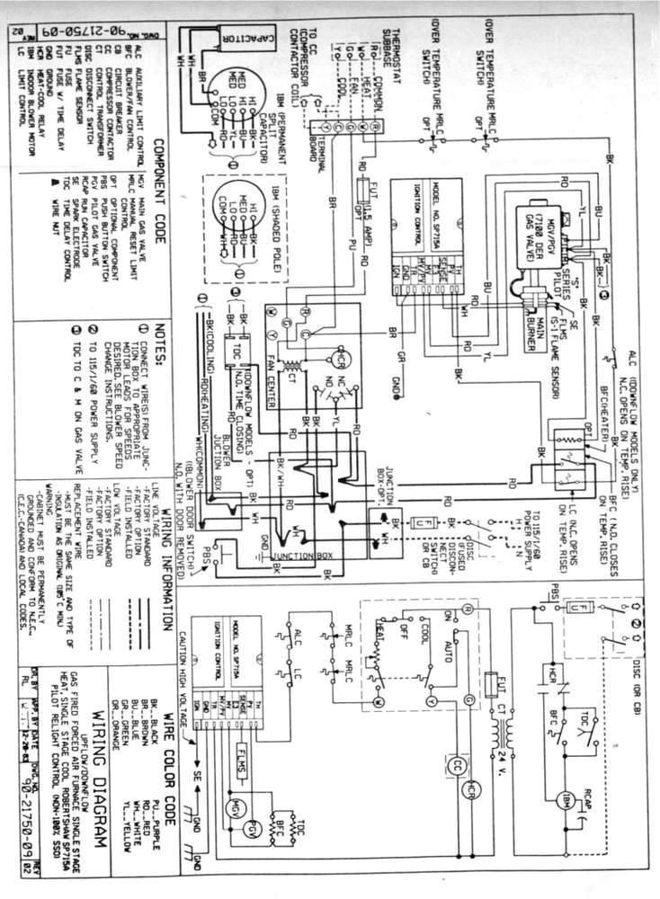Generac Gp17500e Wiring Diagram